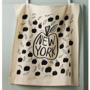 Anthropologie Calhoun  New York City Dish Towel